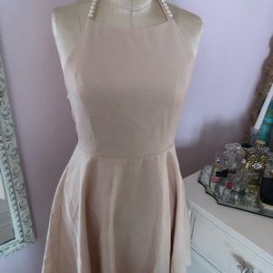 Lulus Pearl Aline Dress